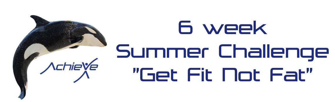 """""""Get Fit Not Fat"""" Summer Bootcamp"""